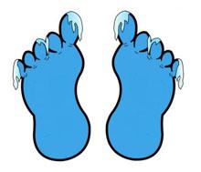 мокрые холодные ноги причины у женщин